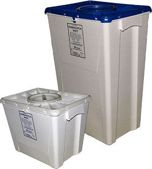 PHARMACEUTICAL WASTE BINS FOR Tennessee Clients